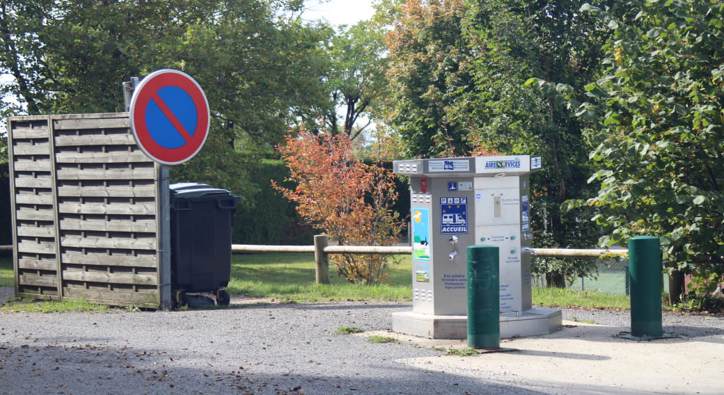 Accueil camping-cars Salers