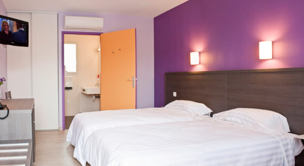HOTEL CANTAL COTTAGES