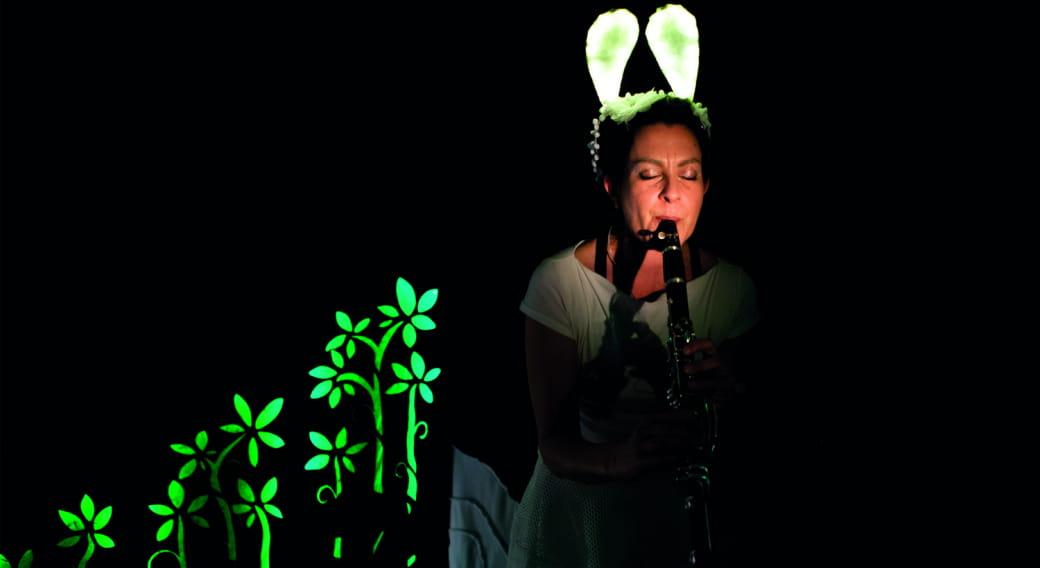 Jeunes Pousses : Petite Forêt - Cie Lilaho