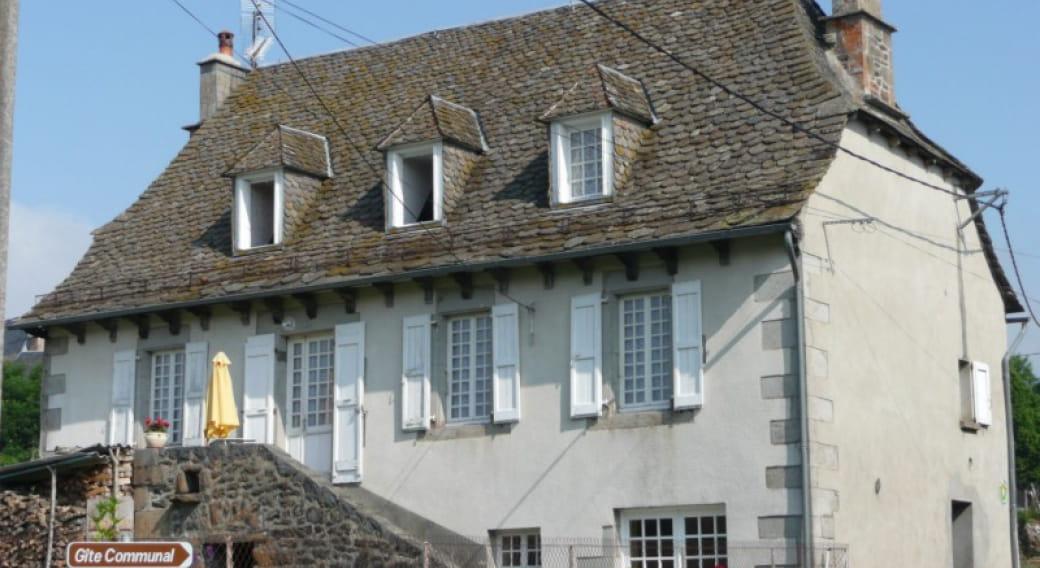 Gîte communal Vigouroux - extérieur