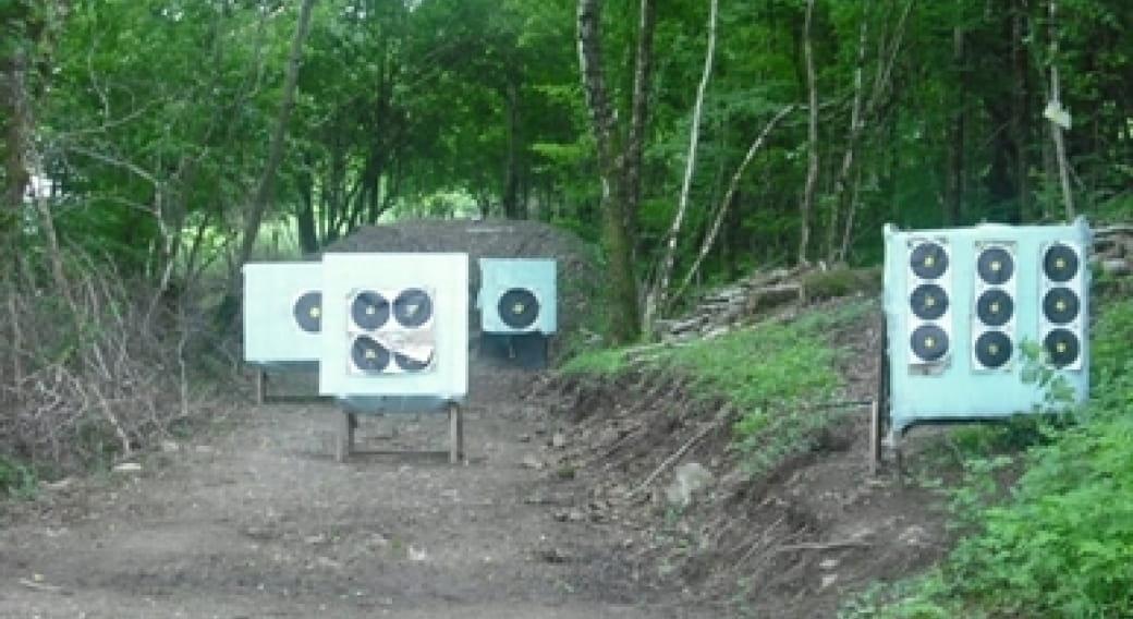 Parcours de tir à l'arc