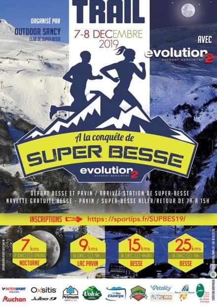 Trail : À la conquête de Super Besse