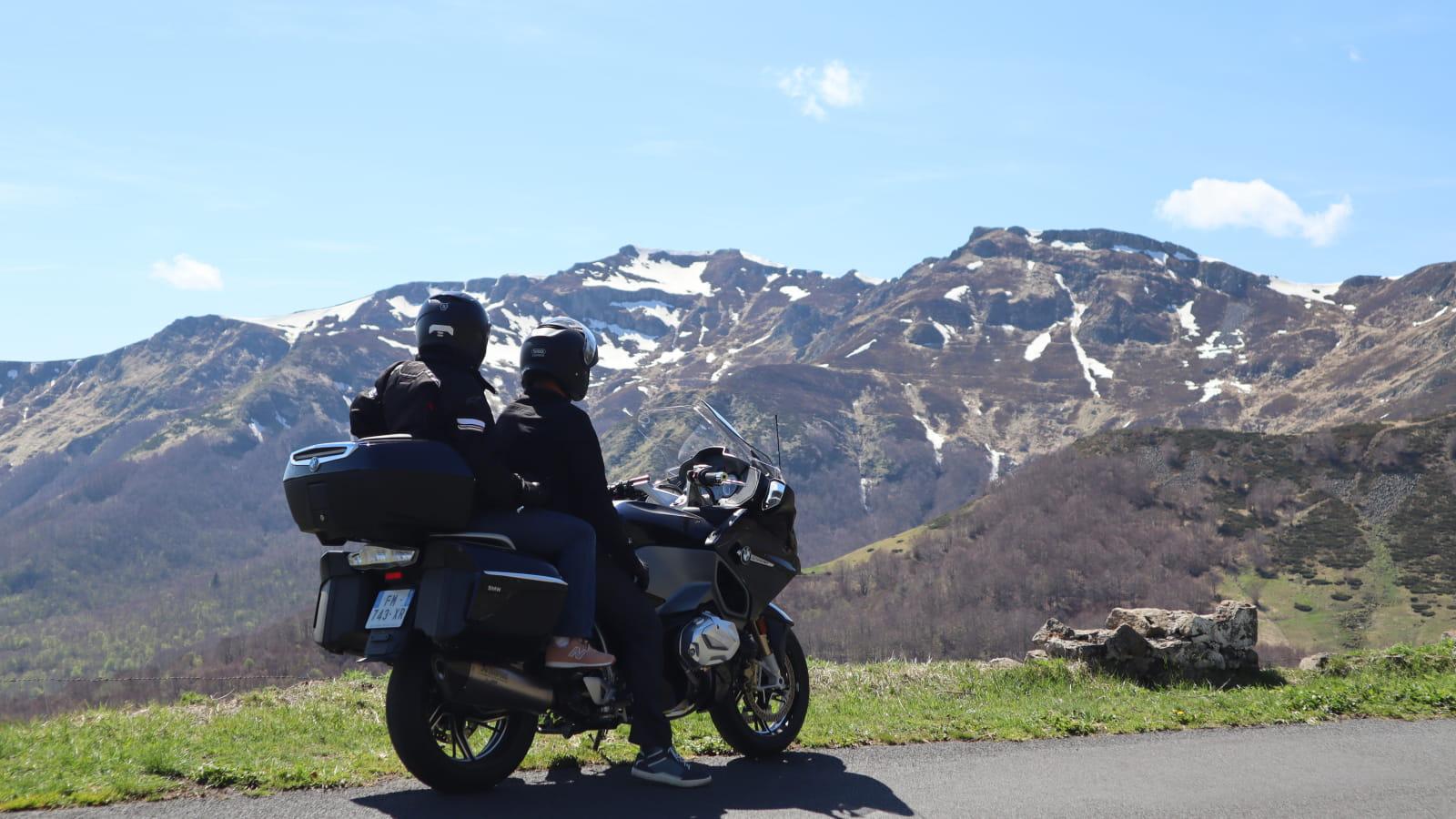 parcours massif cantalien
