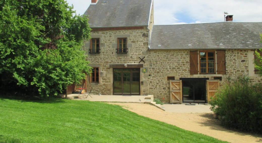 Gite Le Richardet Marcillat en Combraille Allier Auvergne