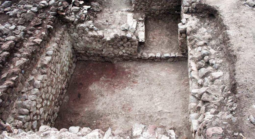 Gergovie Echos d'archéos et JNA 18.06.2020 - habitat gallo romain