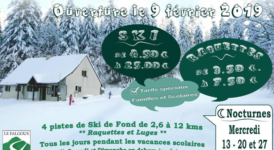 Station de ski Le Falgoux