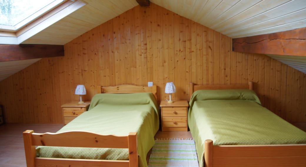 Maison Durand Marie-Paule Mazaye chambre 2