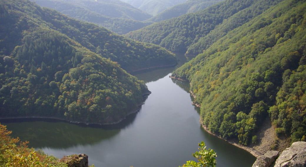 Rivière La Sumène