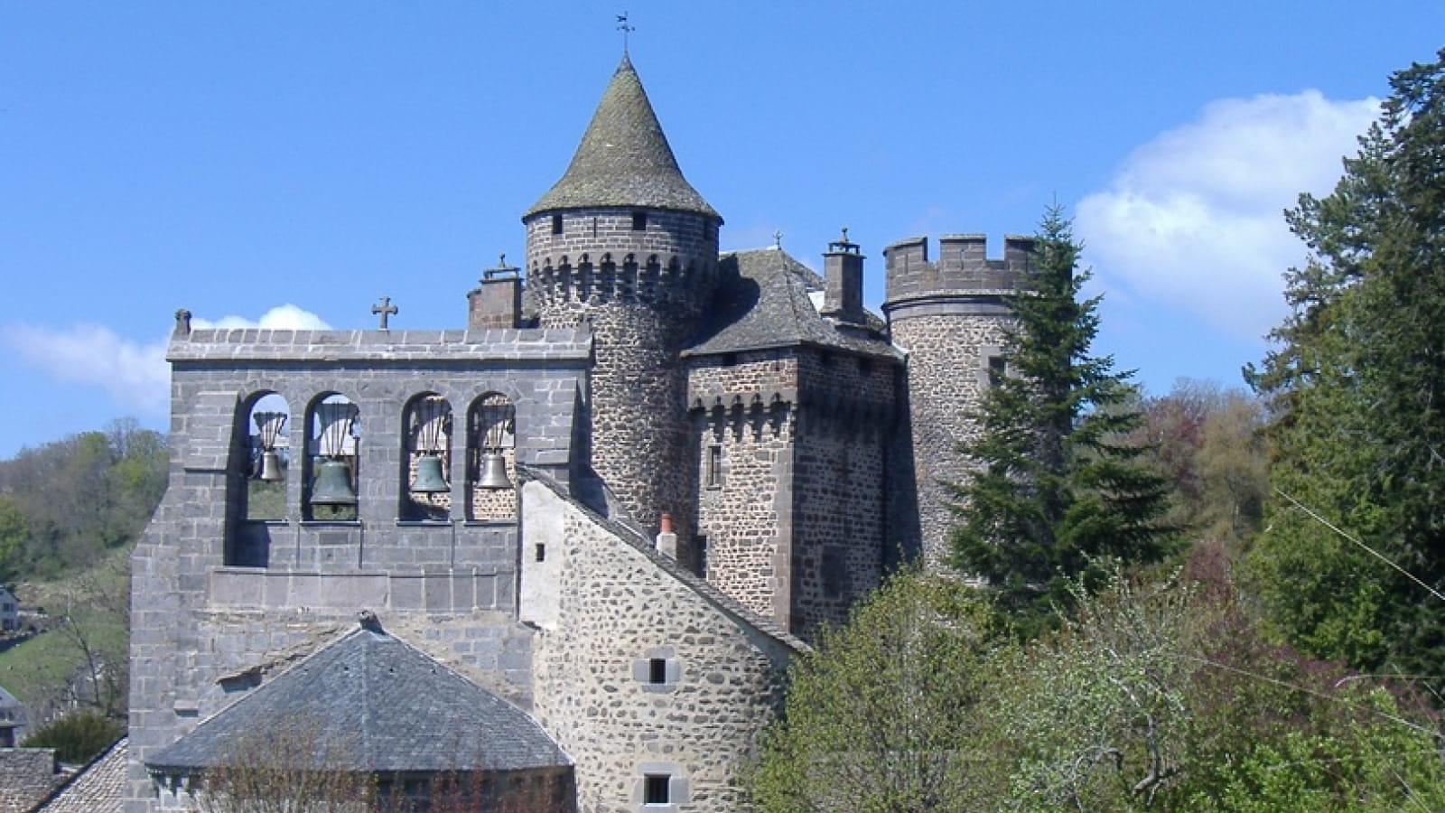 Le château des Ternes