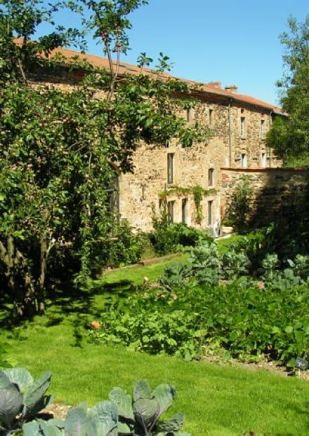 Chambres du prieuré