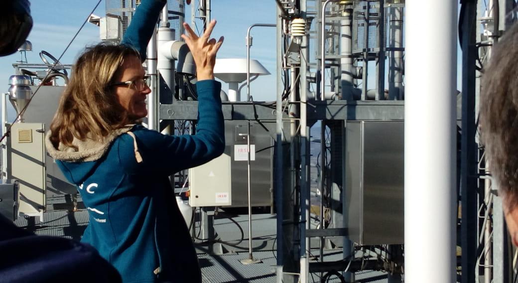 Visite de l'OPGC - Fête de la science