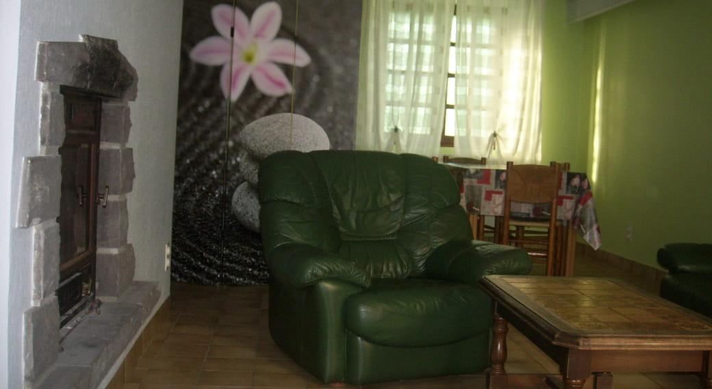 Maison Gratadeix Paul Orcival salon