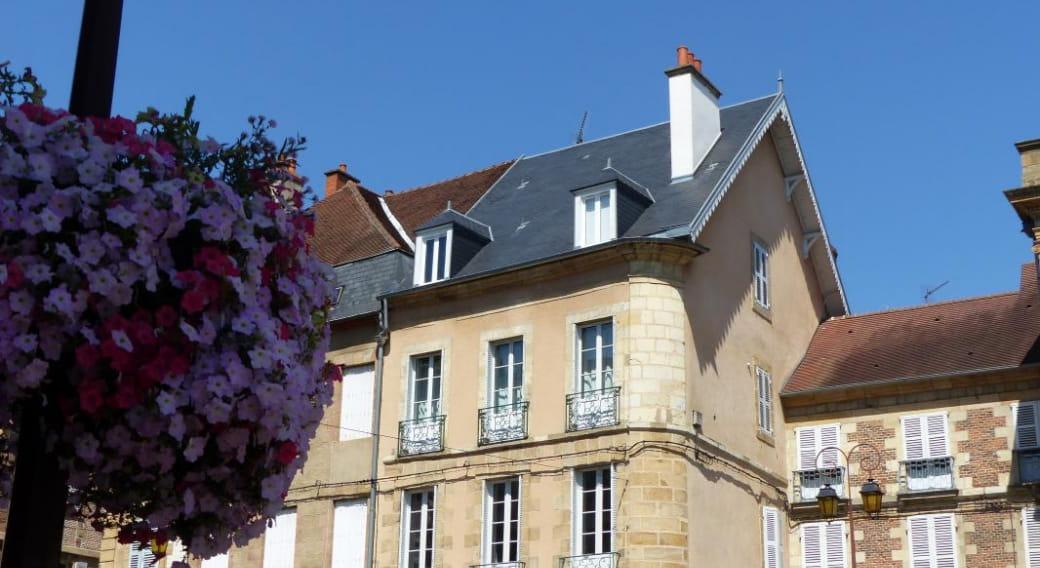 Chambre d'Hôtes Un air moulinois à Moulins dans l'Allier.