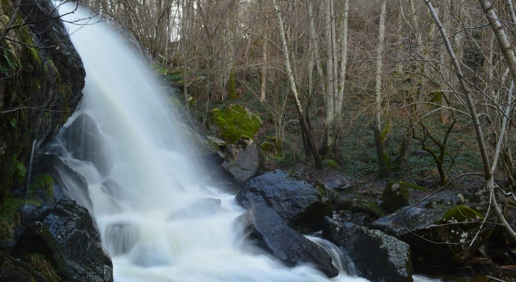 Cascade de Say- Gelles