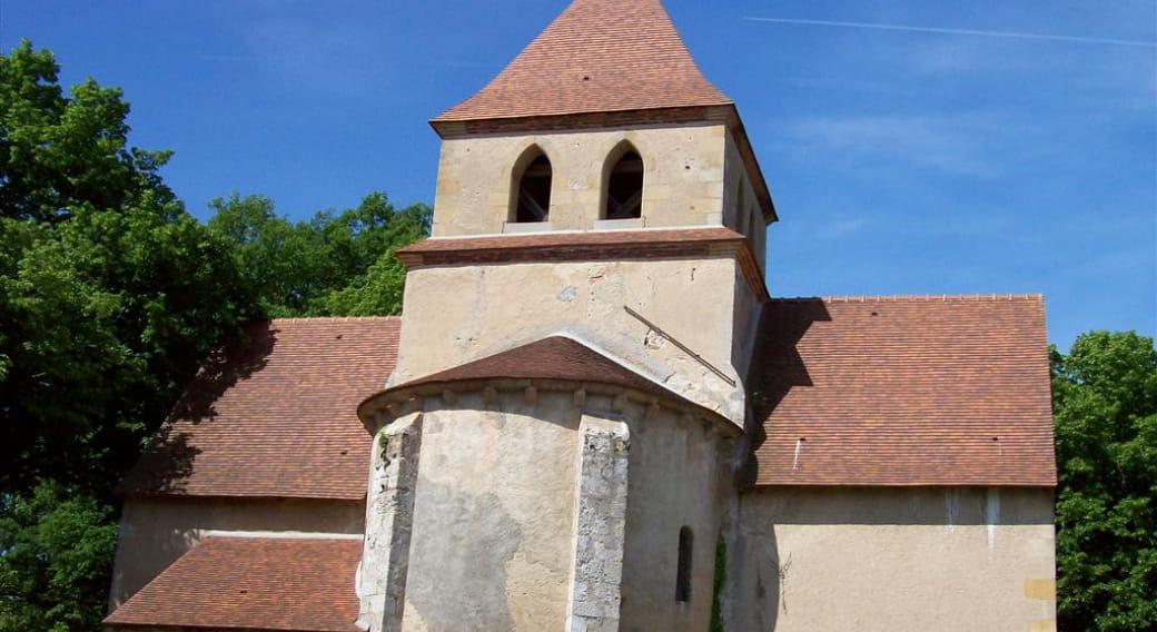 Église Saint-Barthélémy et Saint-Genès