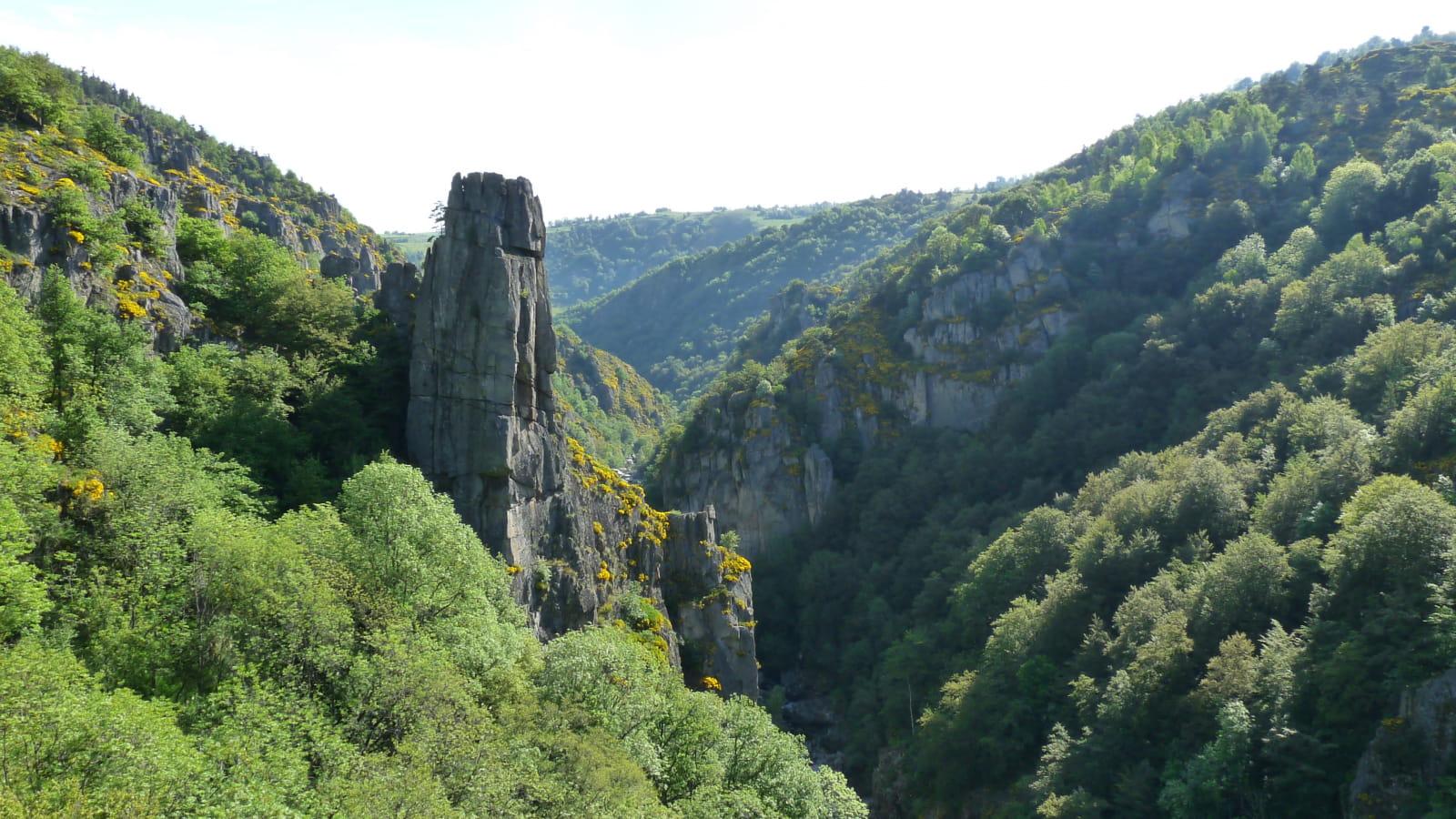Randonnée Les Gorges du Bès