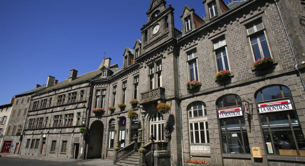 Office de tourisme des Pays de Saint-Flour - Bureau de Saint-Flour
