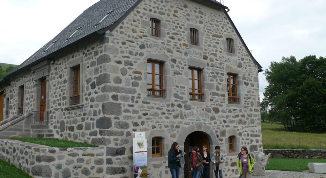 Maison de Site de Dienne -  Grand Site de France Puy Mary – Volcan du Cantal