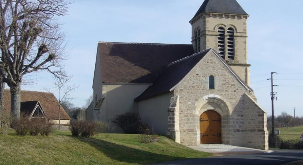 Église Saint-Fiacre