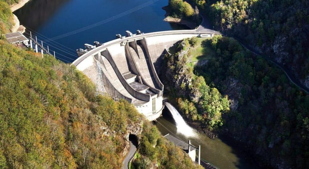 Visites guidées du barrage de l'Aigle