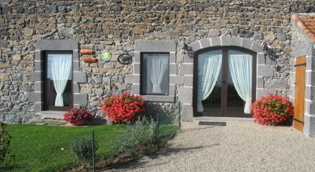 Gîte L'Écurie de Chez Vialard