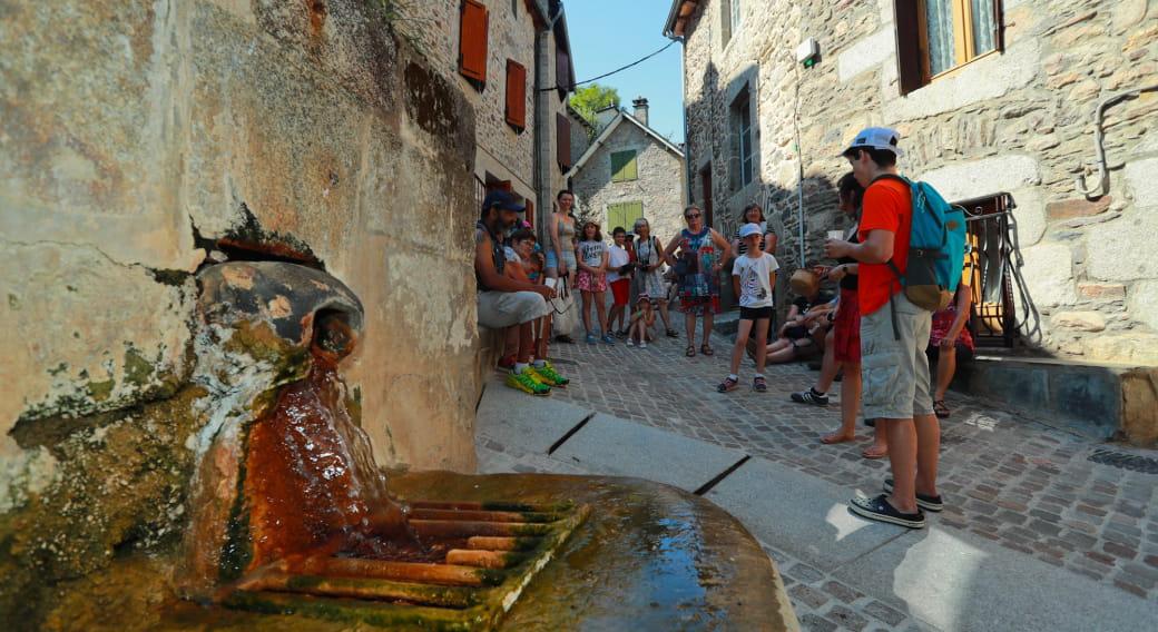 Chaudes-Aigues et eaux chaudes, toute une histoire