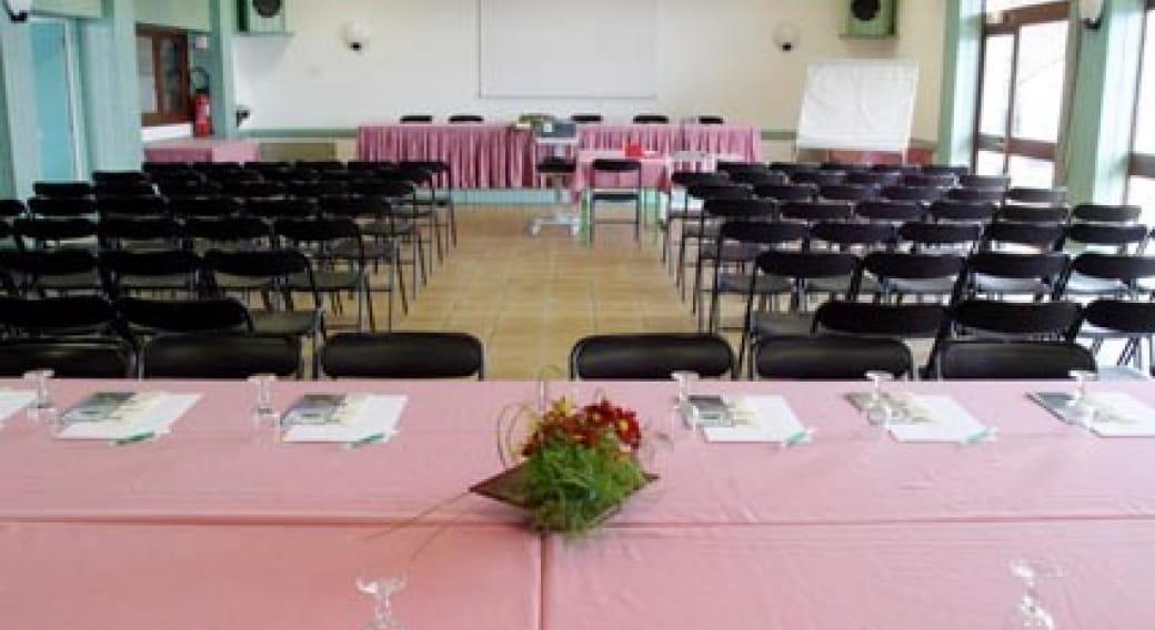 Salles de réunion/réception du village vacances VVF