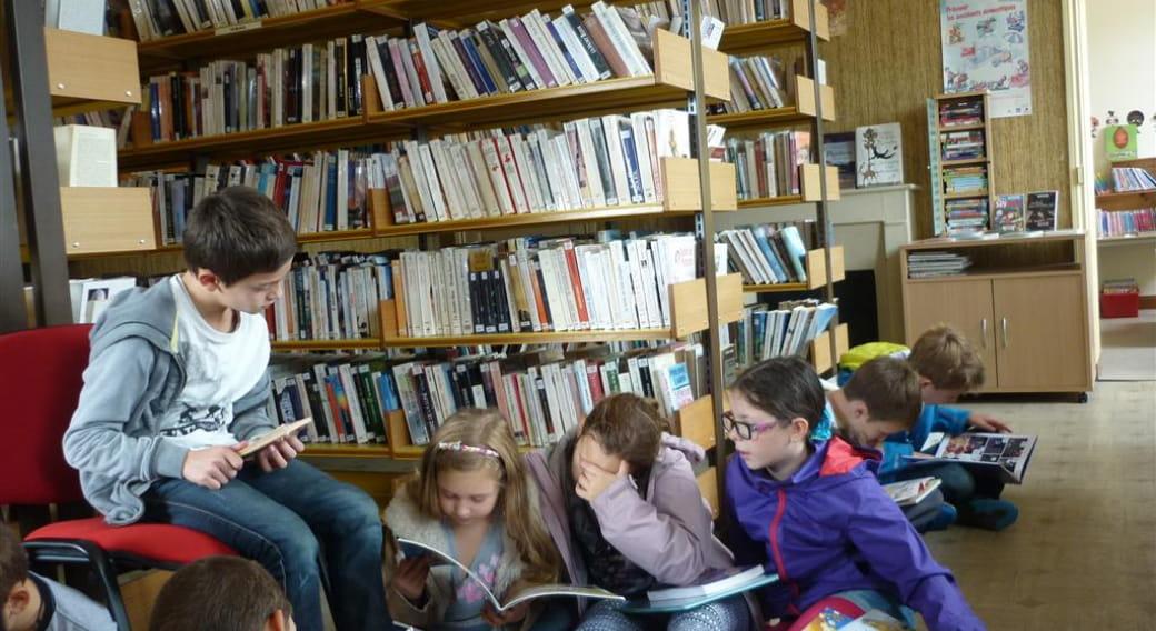Bibliothèque d'Olby