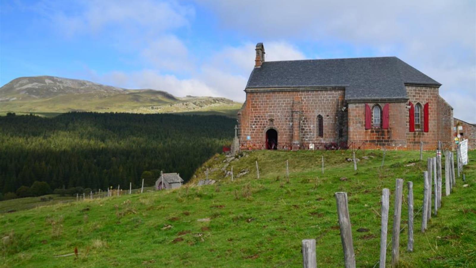 La chapelle de Vassivière