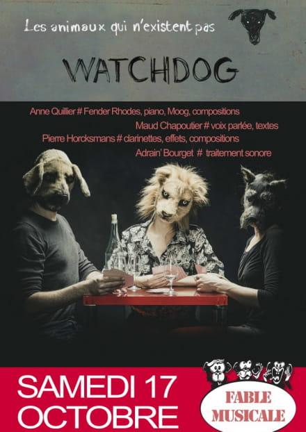 La baie des singes : Watchdog - Les animaux qui n'existent pas