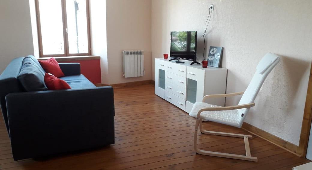 La Maison en Cézallier - Rachael's flat
