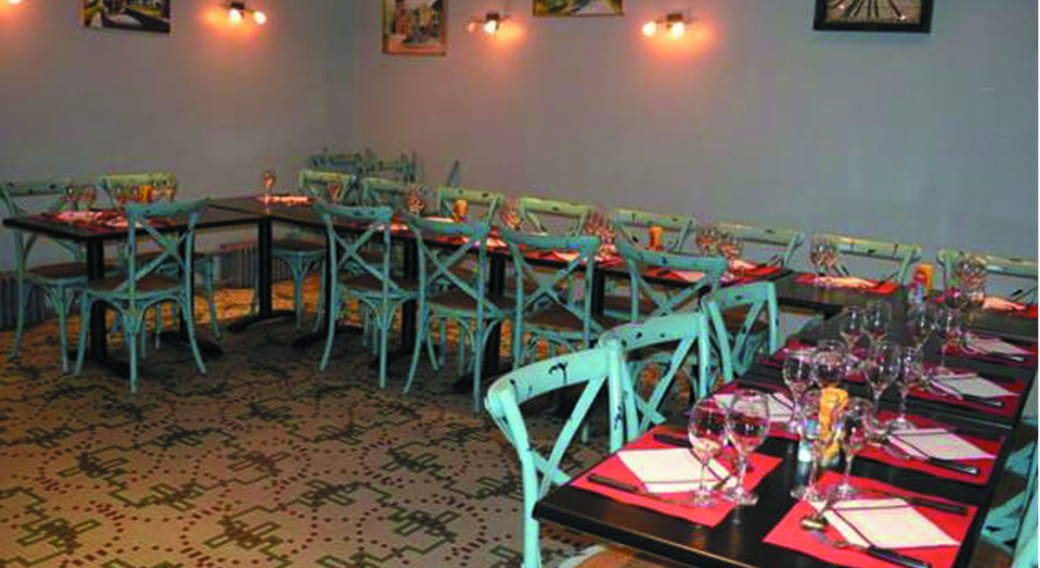 Brasserie Café de la Paix