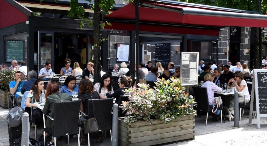 Terrasse - Restaurant - Le bar d'O