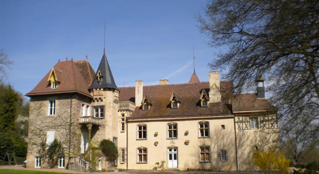 Chambres d'hôtes Château de Lachaise- Monétay sur Allier
