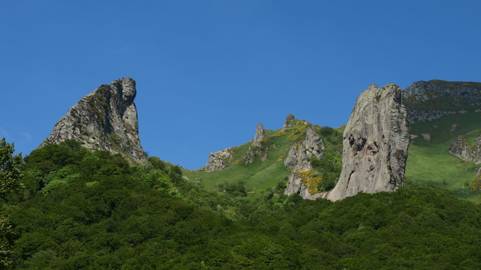 La vallée de Chaudefour