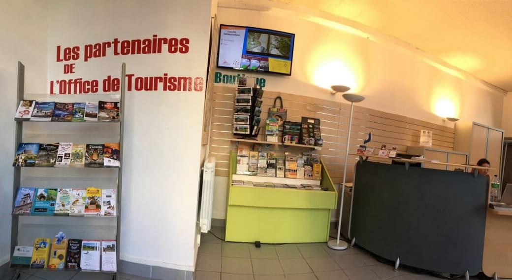 Office de tourisme Auvergne VolcanSancy - Bureau de La Tour d'Auvergne