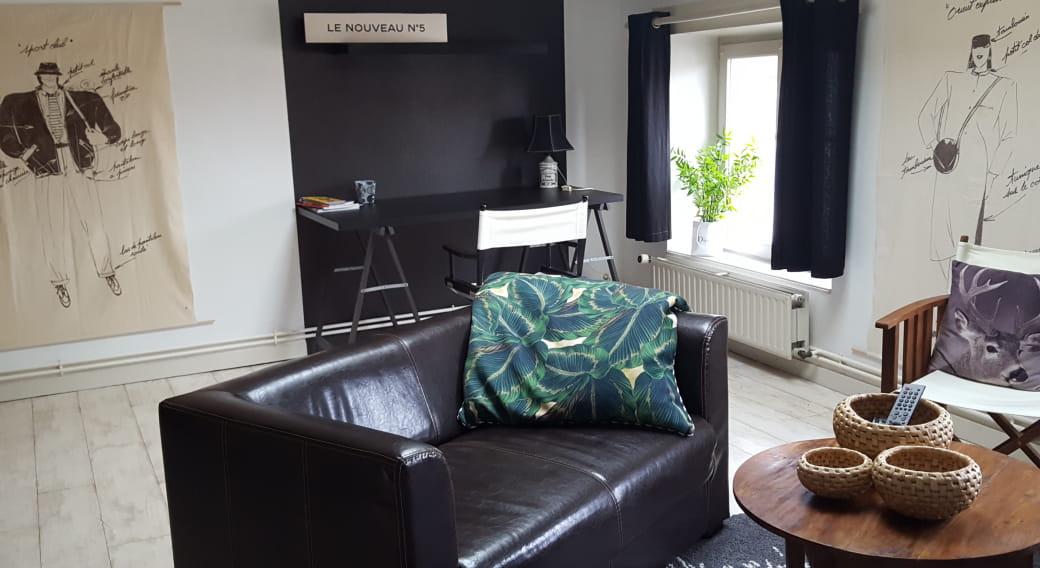Appartement la Manlière
