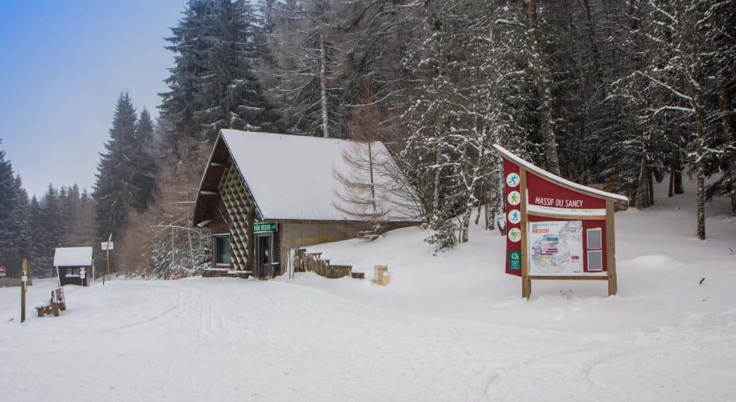 Ski de fond - Secteur Besse - Pertuyzat - Montchal
