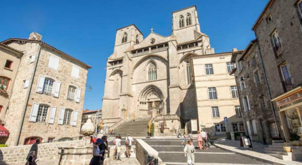 Eglise Abbatiale Saint-Robert_Abbaye de La Chaise_Dieu