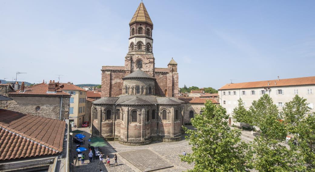 Office de Tourisme de Brioude Sud Auvergne
