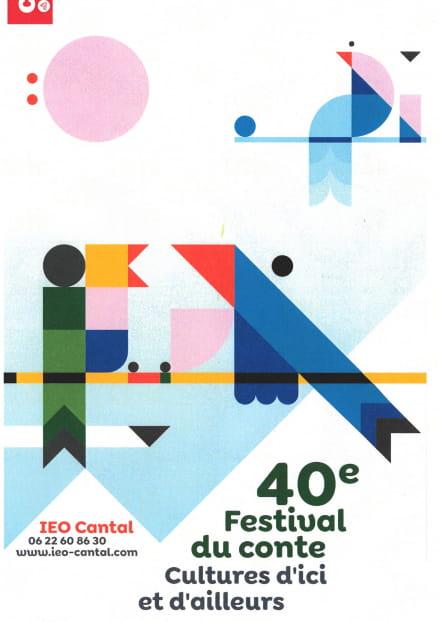40ème Edition Festival du Conte Las Rapatonadas