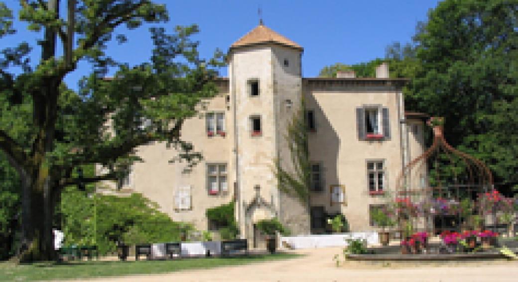 Château et jardins de la Chassaigne