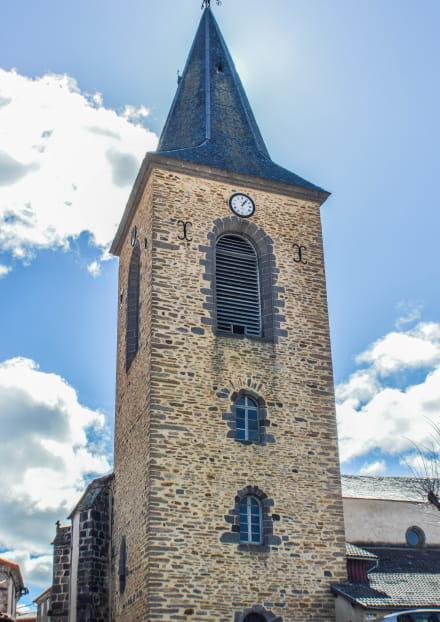 Eglise Saint André de Massiac