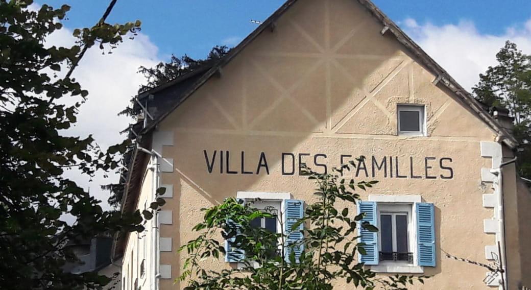 Villa des familles 4B - Gîte des Castors