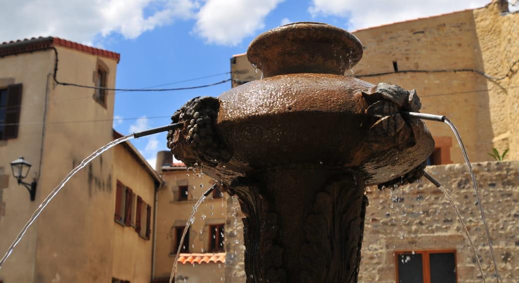 Circuit d'interprétation : fontaines et lavoirs
