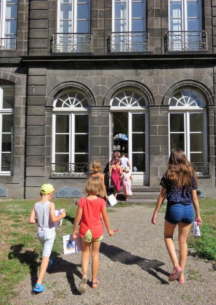 REPORTÉ - Visite-atelier pour les 8-12 ans : Dali, et si on réinventait la ville ?