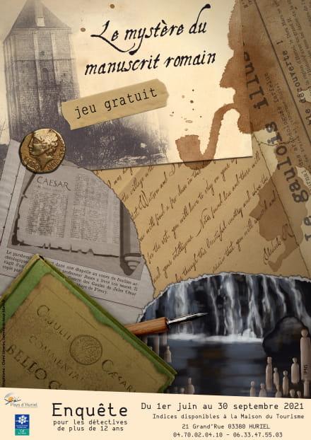 Le mystère du manuscrit Romain