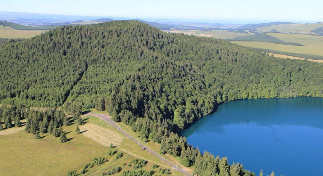 Cratère du Puy de Montchal