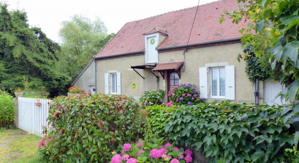 Gite Les Buis à MAILLET HAUT-BOCAGE Gîtes de France Allier en Auvergne