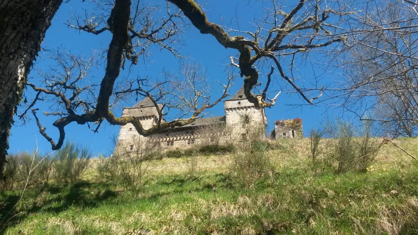 Le Château de Messilhac